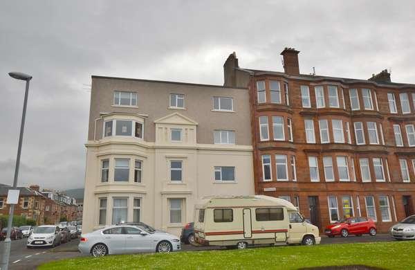 1 Bedroom Flat for sale in Flat 3A, St. John's Court, Union Street, Largs, KA30 8DQ