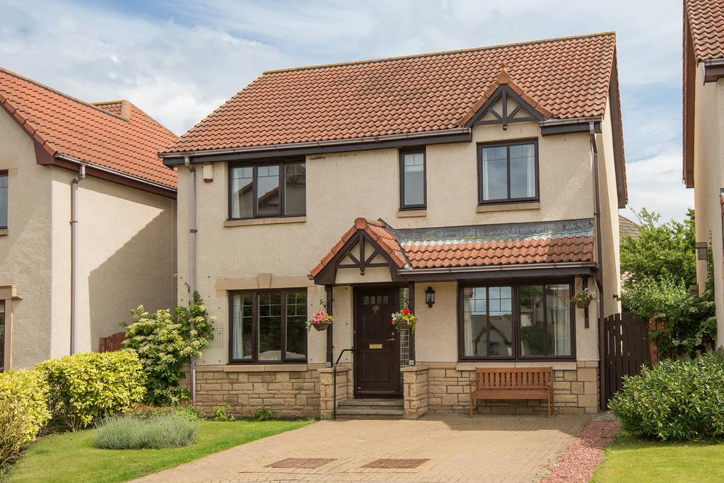 5 Bedrooms Detached House for sale in 22 Rhodes Park, North Berwick, EH39 5NA