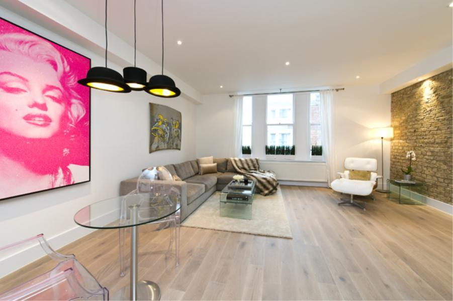 2 Bedrooms Flat for sale in Latimer Road, North Kensington W10