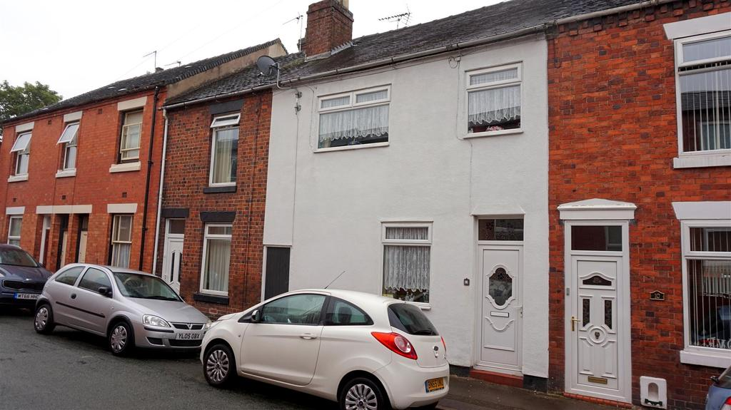 3 Bedrooms Terraced House for sale in Harrison Street, Newcastle, Staffs