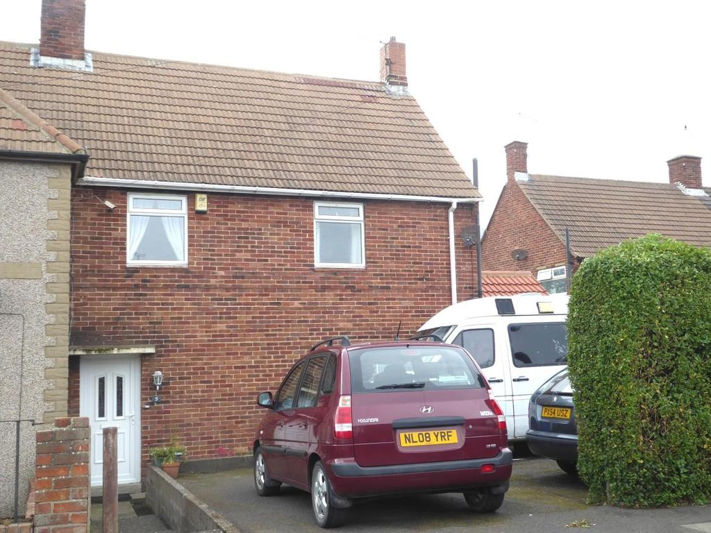 3 Bedrooms Semi Detached House for sale in Fenham Road, Lynemouth, Morpeth