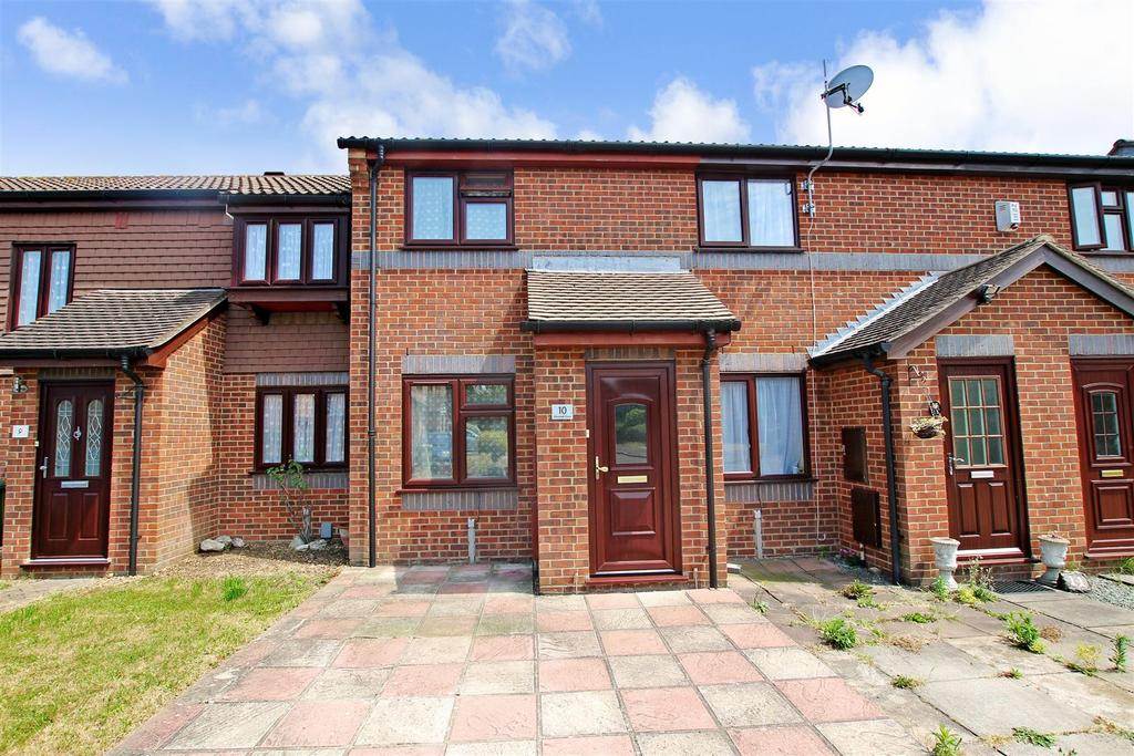 2 Bedrooms Terraced House for sale in Cheswick Close, Crayford, Dartford