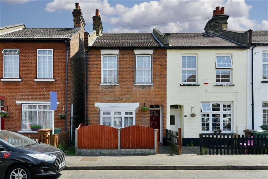 2 Bedrooms End Of Terrace House for sale in St Andrews Road, Carshalton, Surrey