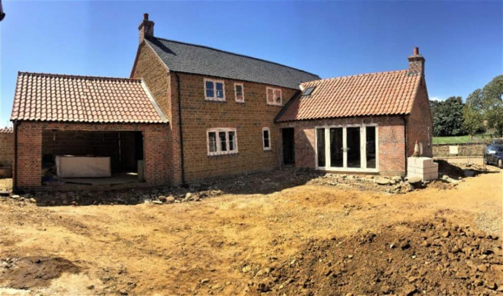4 Bedrooms Detached House for sale in Manor Lane, Somerby, Leicestershire