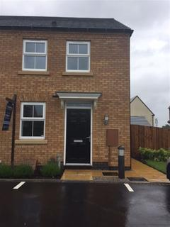 2 bedroom terraced house to rent - Pickard Way, Leicester Forest East, LE3 3SQ