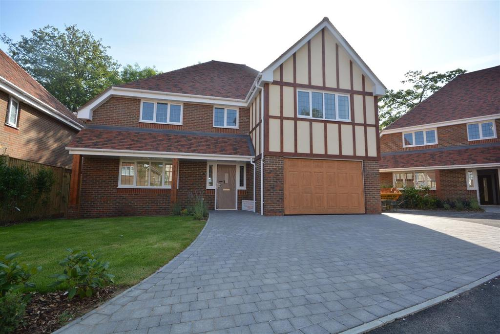 4 Bedrooms Detached House for sale in Campkin Gardens, St Leonards on Sea