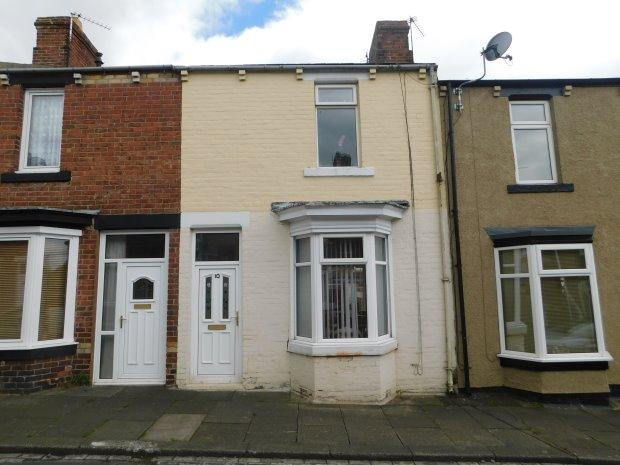 2 Bedrooms Terraced House for sale in PRINCES STREET, SHILDON, BISHOP AUCKLAND