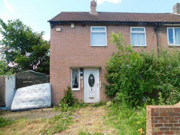 2 Bedrooms Semi Detached House for sale in HOLLY HILL, SHILDON, BISHOP AUCKLAND