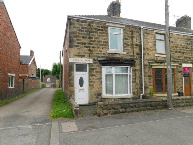 3 Bedrooms Terraced House for sale in MANOR ROAD, ST HELENS, BISHOP AUCKLAND