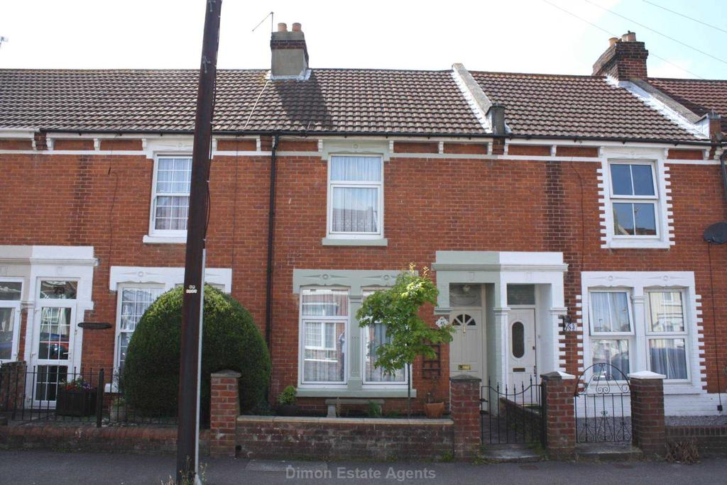 2 Bedrooms Terraced House for sale in Parham Road, Gosport