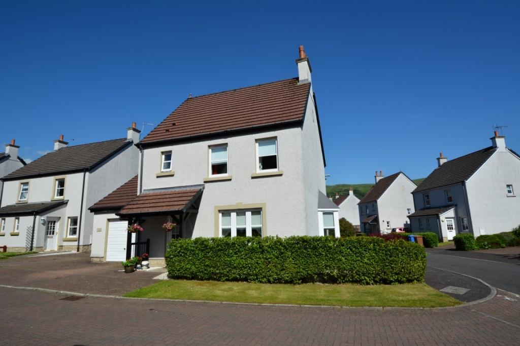 4 Bedrooms Detached Villa House for sale in 24 Noddleburn Meadow, Largs, KA30 8UD