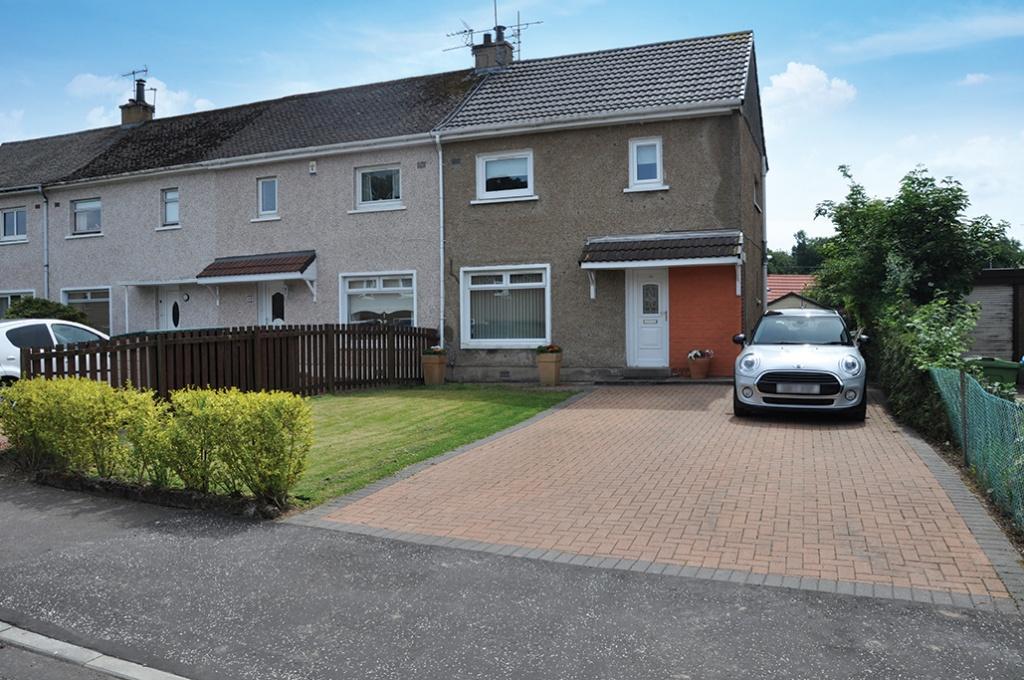 2 Bedrooms Terraced House for sale in 46 Inglestone Avenue, Giffnock, G46 7HE