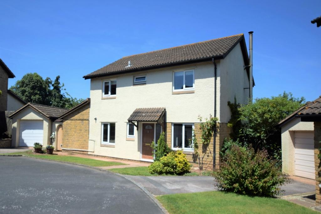 4 Bedrooms House for sale in Hollow Pitts Court, Alphington, EX2