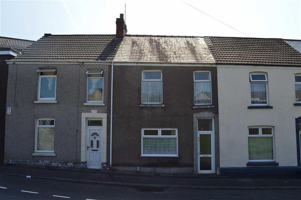 3 Bedrooms Terraced House for sale in Cae Bricks Road, Swansea, SA5
