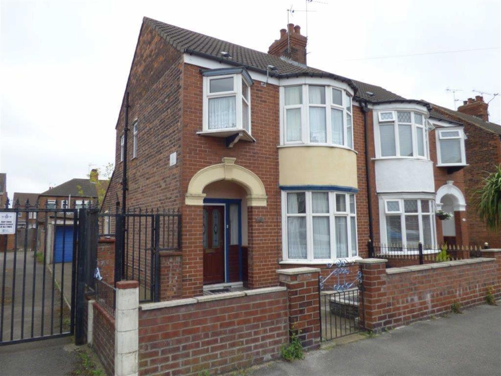 3 Bedrooms Semi Detached House for sale in Faraday Street, Hull, East Yorkshire, HU9