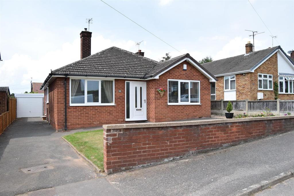 2 Bedrooms House for sale in Tissington Avenue, Church Warsop, Mansfield