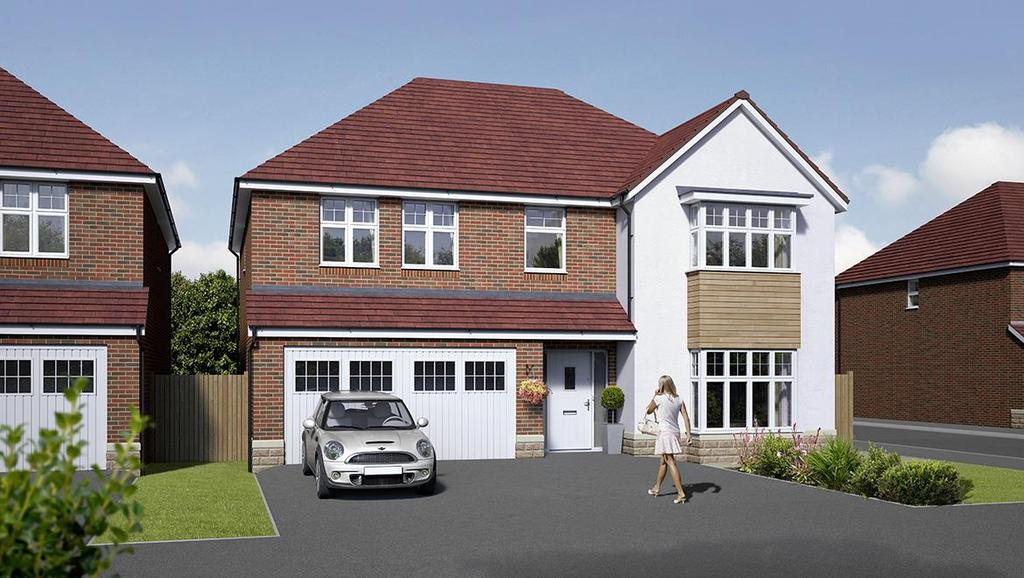 5 Bedrooms Detached House for sale in Manor Gardens, Ingleby Barwick, Stockton-On-Tees