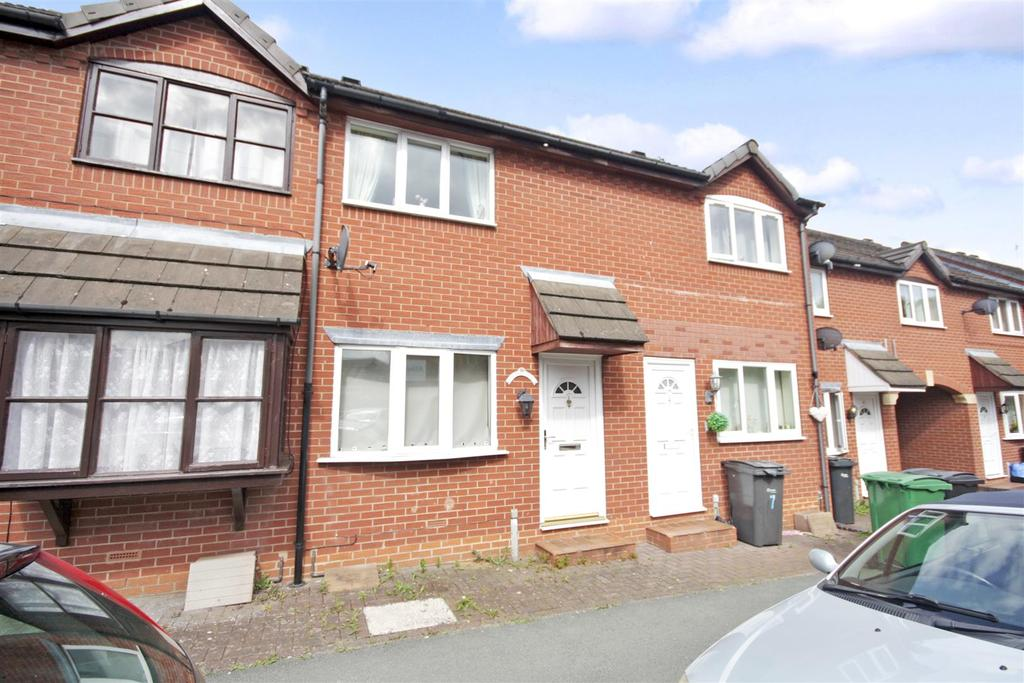 2 Bedrooms Terraced House for sale in Beatrice Cottage, Albert Road, Oswestry