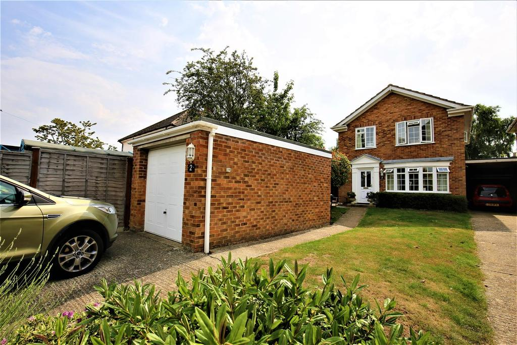 4 Bedrooms House for sale in Bray Gardens, Loose, Maidstone