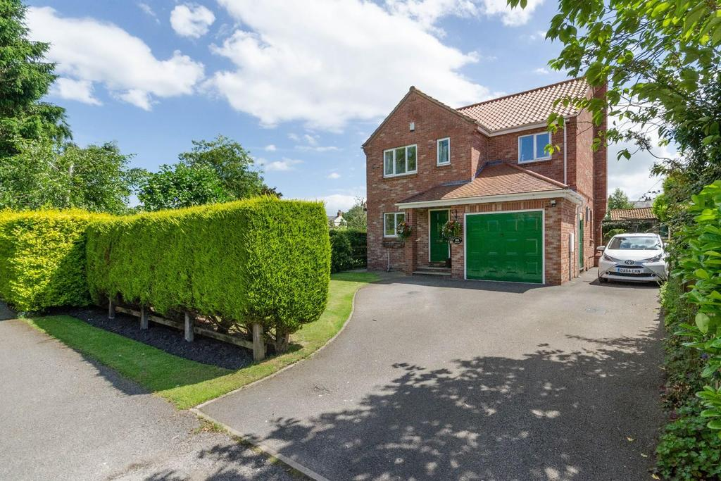 4 Bedrooms Detached House for sale in Moorfields, Raskelf, York