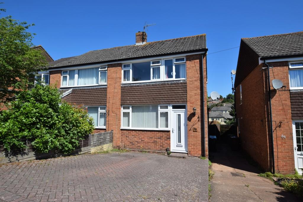 3 Bedrooms House for sale in Isleworth Road, St.Thomas, EX4