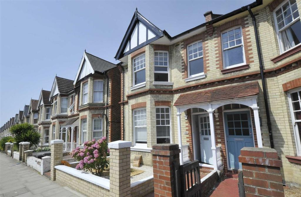 4 Bedrooms Semi Detached House for sale in Worcester Villas, Hove