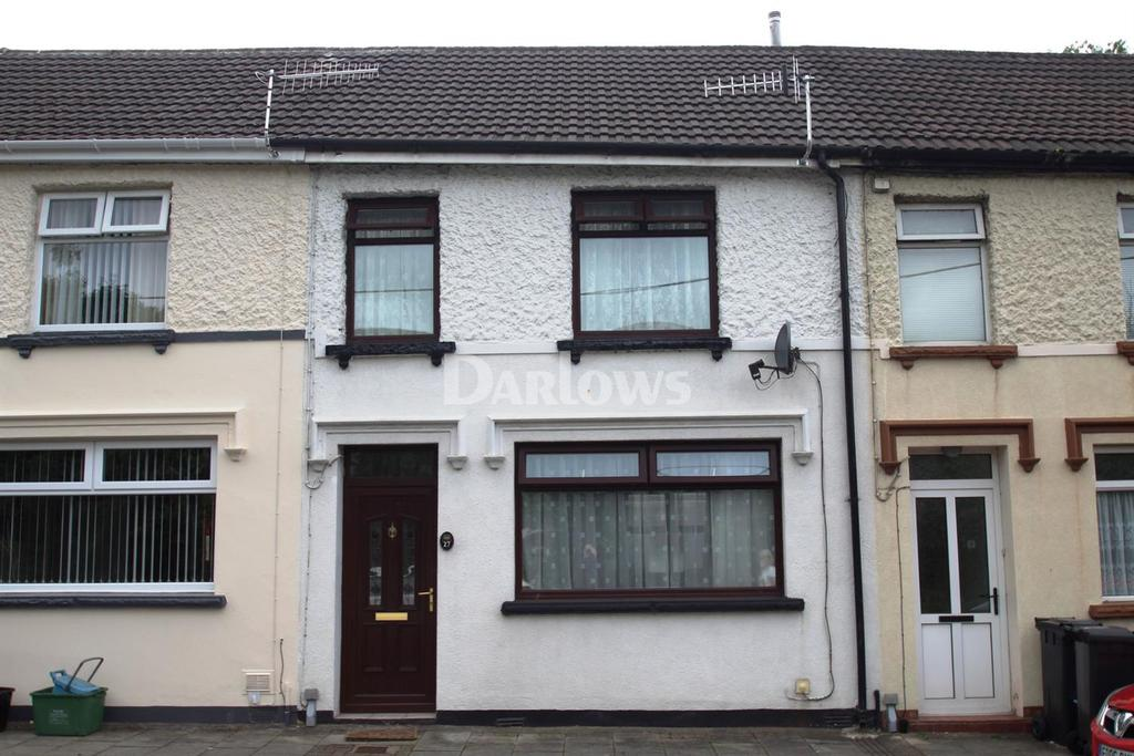 2 Bedrooms Terraced House for sale in Park Place, Troedyrhiw