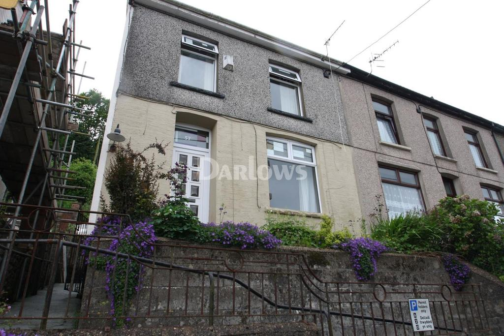 3 Bedrooms End Of Terrace House for sale in Brynhyfryd Terrace, Ferndale