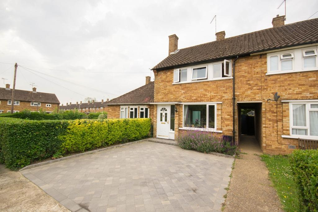 3 Bedrooms Terraced House for sale in Whittington Road, Hutton, Brentwood, Essex, CM13