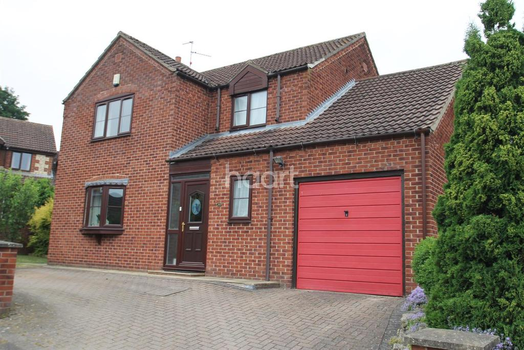 3 Bedrooms Detached House for sale in School Lane, Colsterworth