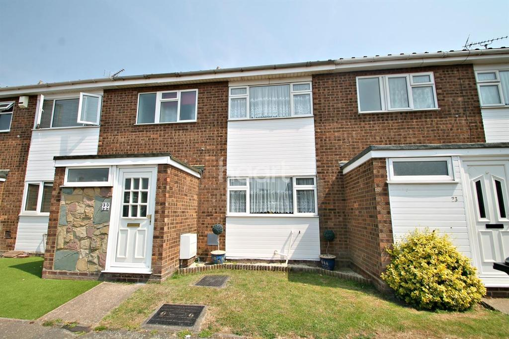 3 Bedrooms Terraced House for sale in Rubens Close, Shoeburyness