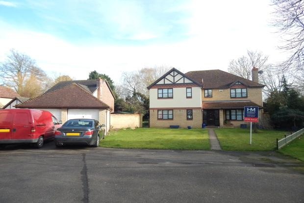 5 Bedrooms Detached House for sale in Woodcote Park, Wisbech, PE13
