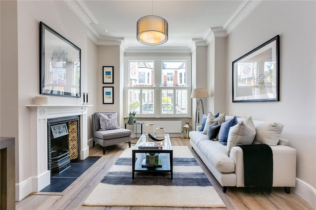 5 Bedrooms Terraced House for sale in Hestercombe Avenue, London, SW6