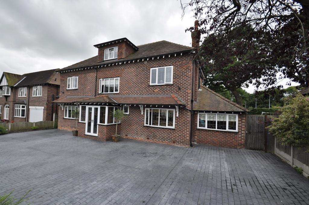 6 Bedrooms Detached House for sale in Elswick Avenue, Bramhall,
