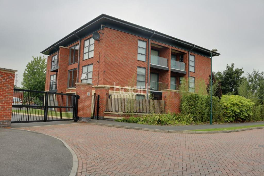 2 Bedrooms Flat for sale in Deane Court, Wilford, Nottingham