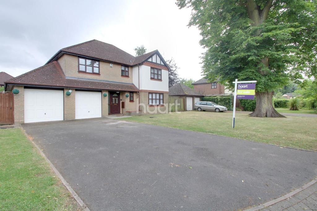 4 Bedrooms Detached House for sale in Marlborough Crt, Wisbech
