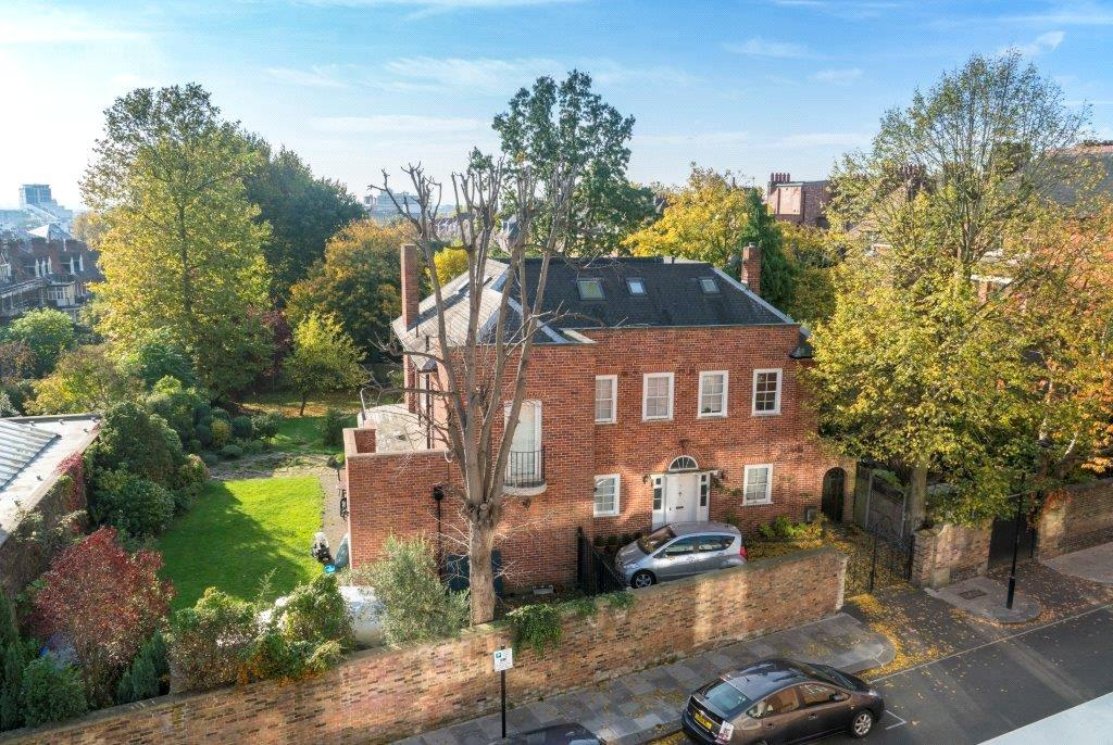 7 Bedrooms Plot Commercial for sale in Nutley Terrace, Hampstead, London, NW3