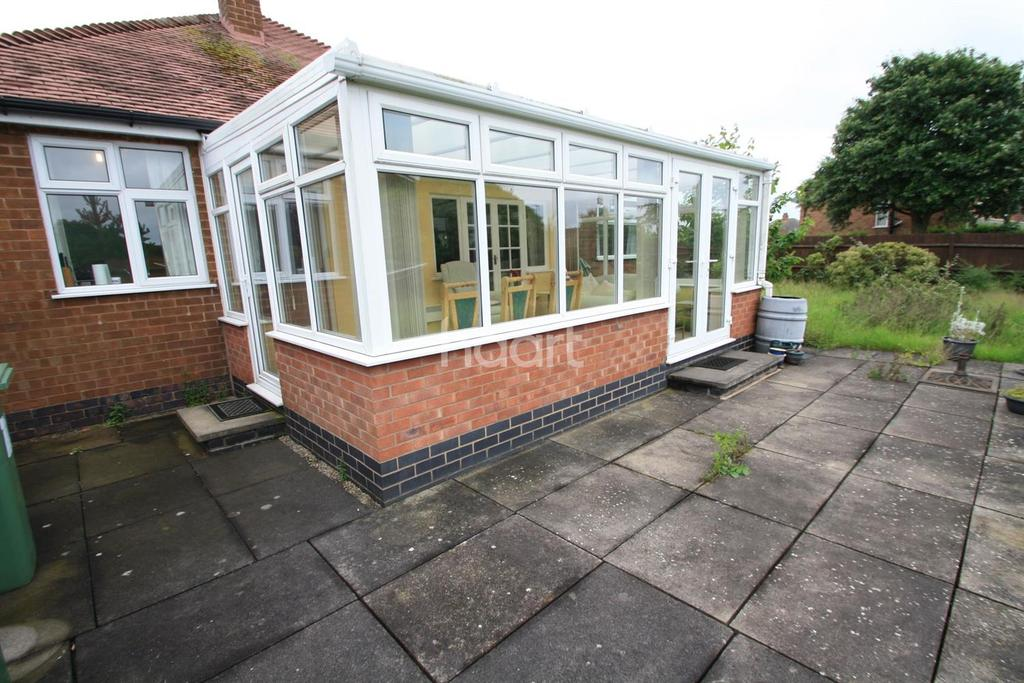 3 Bedrooms Bungalow for sale in Mitchell Road, Enderby, Leicester
