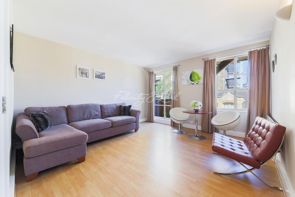 1 Bedroom Flat for sale in The Circle, Queen Elizabeth Street, SE1