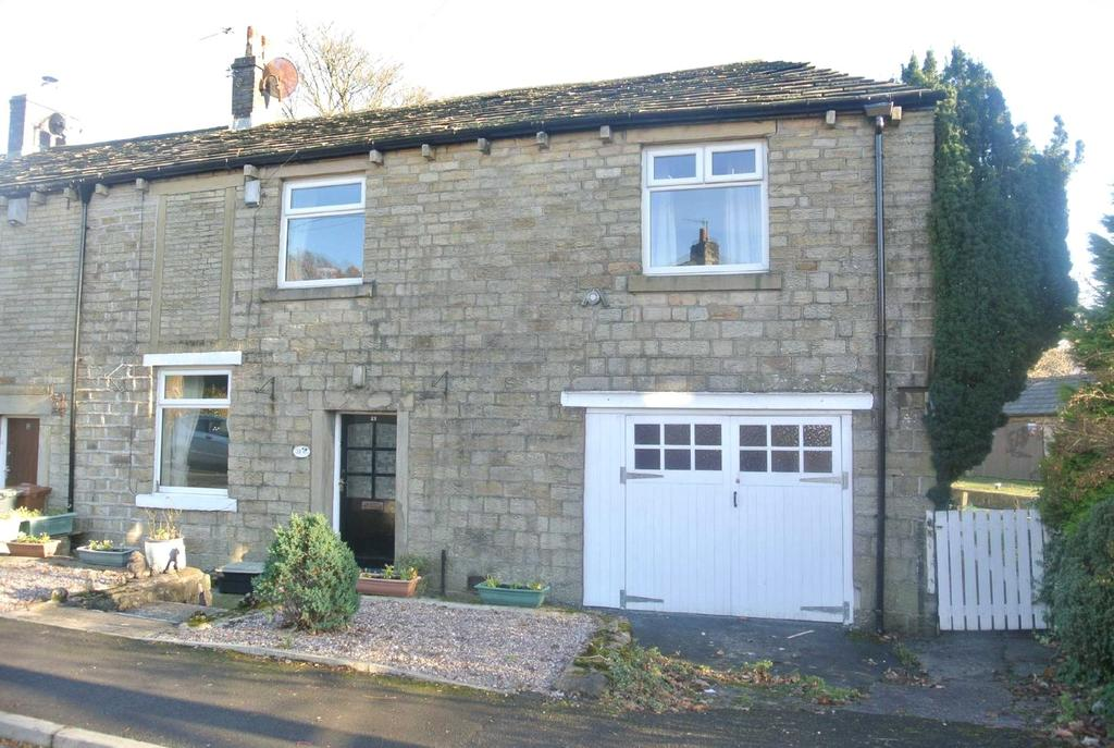 3 Bedrooms House for sale in Park Cottages, Greenfield, Oldham, Greater Manchester, OL3