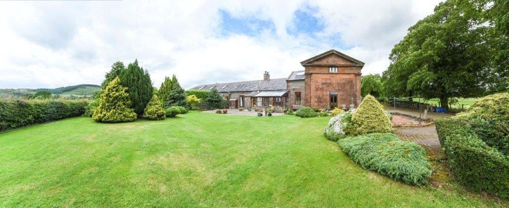 3 Bedrooms Detached House for sale in The Pend, Terregles, Dumfries, Dumfries and Galloway, DG2