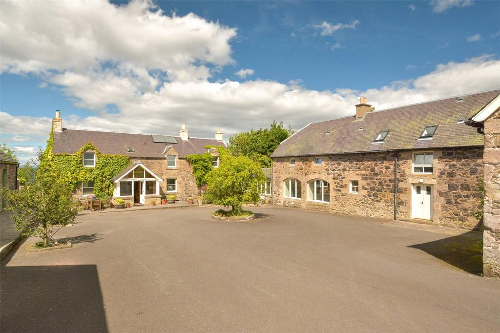 5 Bedrooms Equestrian Facility Character Property for sale in Pitmeadow Farm, Dunning, Perth, Perthshire, PH2