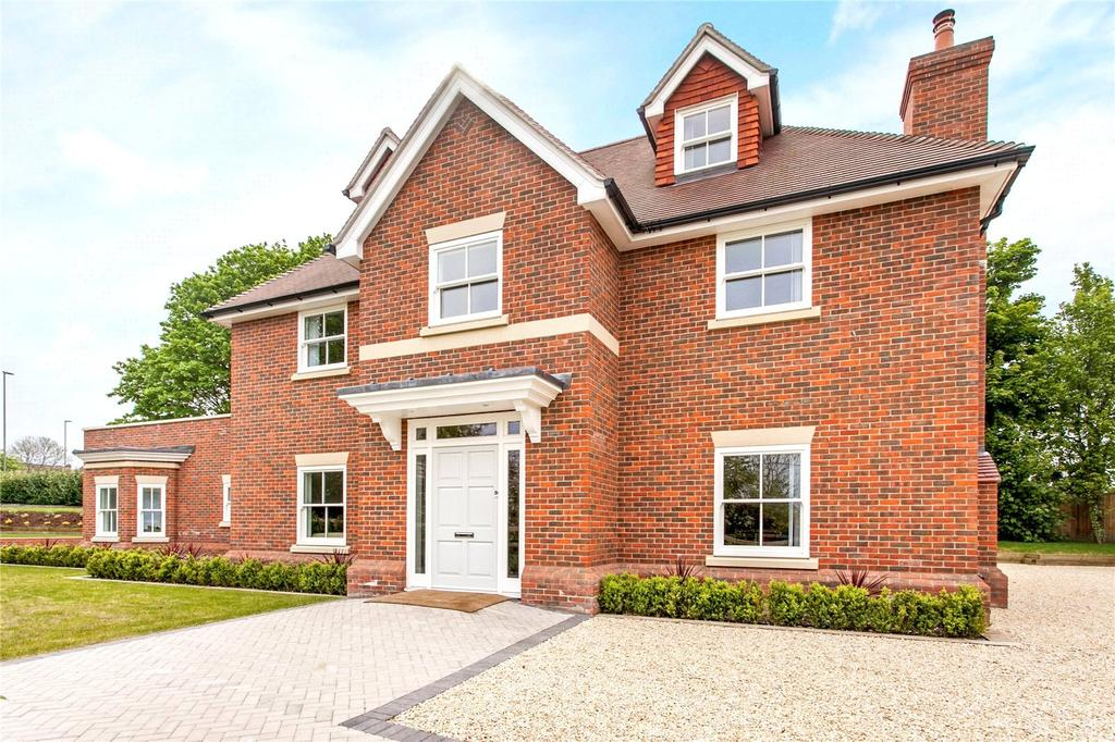 5 Bedrooms Detached House for sale in Romsey Road, Winchester, Hampshire, SO22