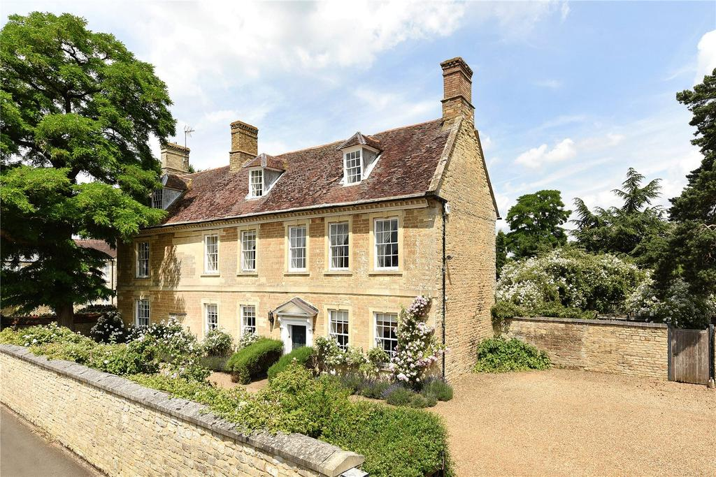6 Bedrooms Detached House for sale in Olney, Buckinghamshire, MK46