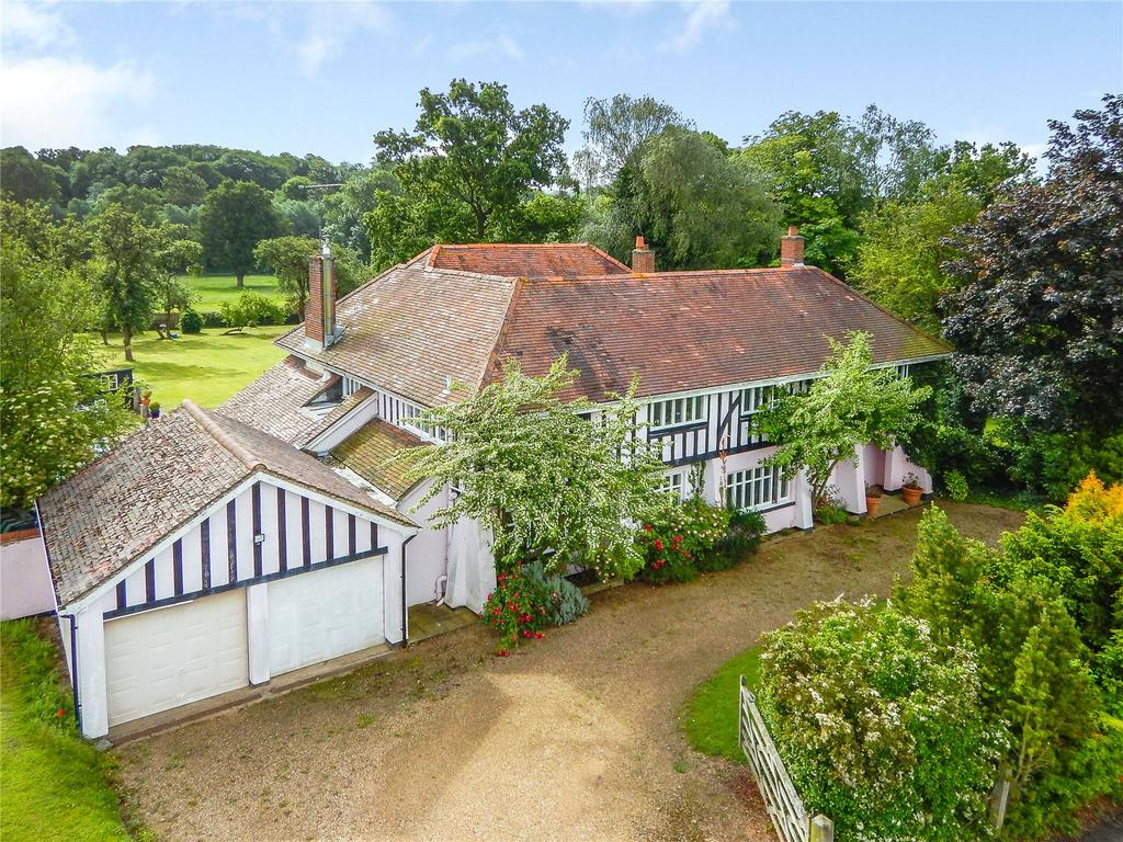 5 Bedrooms Unique Property for sale in Barwick, Ware, Hertfordshire, SG11