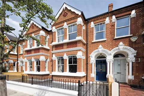 4 bedroom terraced house to rent - St. Albans Avenue, London, W4