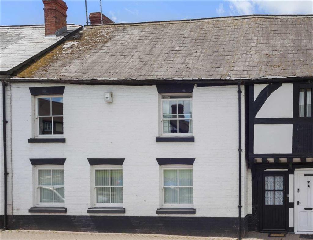 5 Bedrooms Terraced House for sale in Portland Street, WEOBLEY, Weobley Hereford, Herefordshire