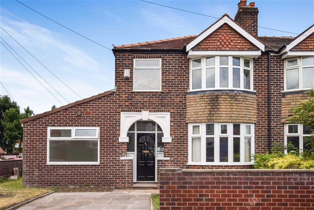 3 Bedrooms Semi Detached House for sale in Ashbourne Road, Stretford, Manchester