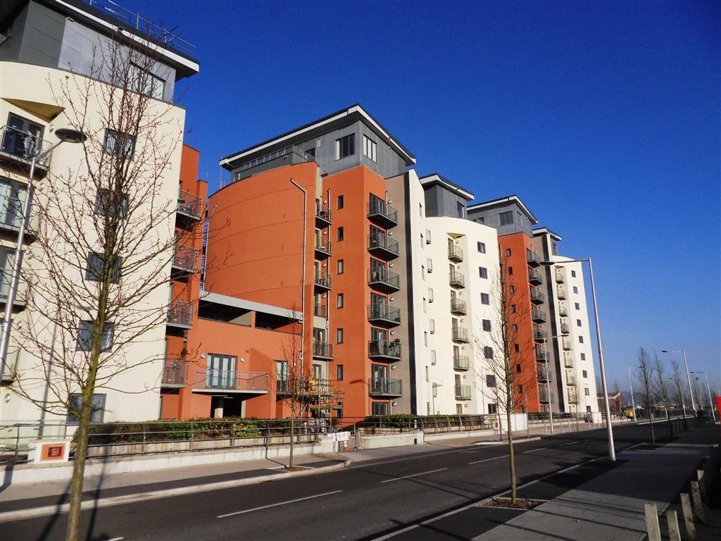 1 Bedroom Apartment Flat for sale in South Quay, Kings Road, Swansea