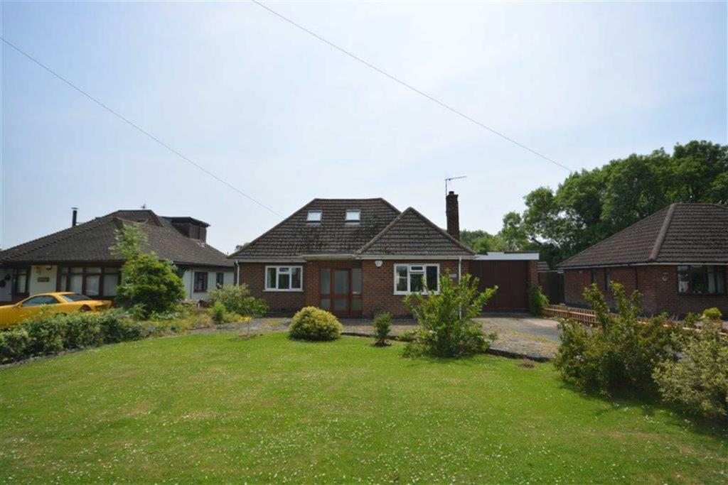 4 Bedrooms Detached Bungalow for sale in Wood Lane, Shilton